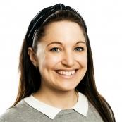 Christina Flacheberg (på barsel)